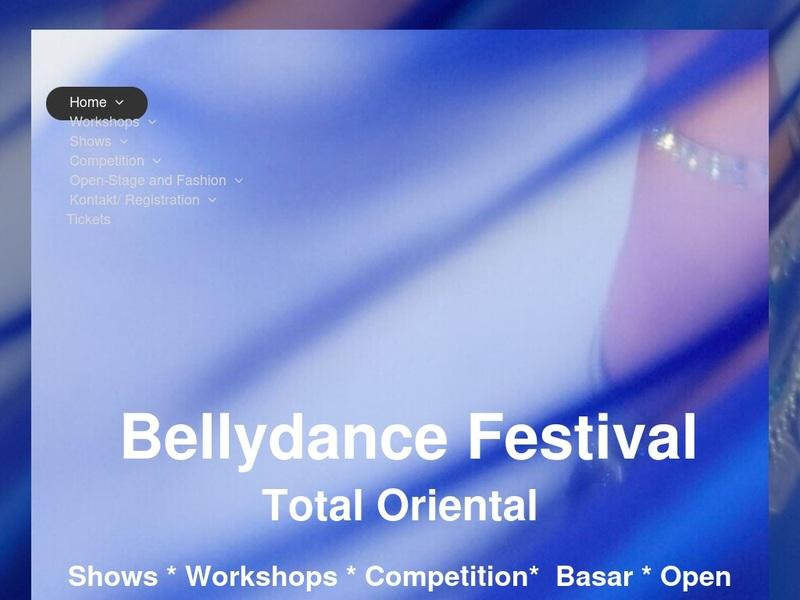 Screenshot von http://www.total-oriental.de
